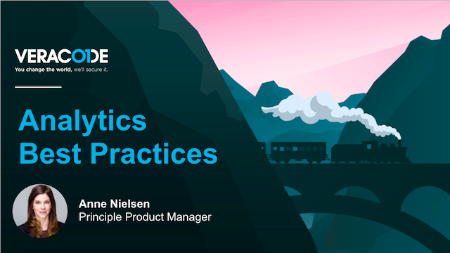 Analytics Best Practices