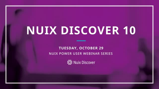 An Overview of Nuix Discover 10