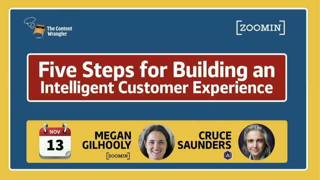Five Steps for Building an Intelligent Customer Experience
