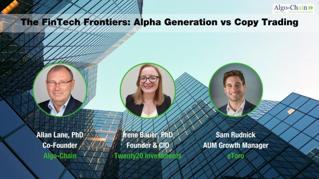 The ETF Weekly Update: The FinTech Frontiers: Alpha Generation vs Copy Trading
