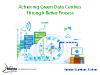 Achieving Green Data Centres Through Better Process