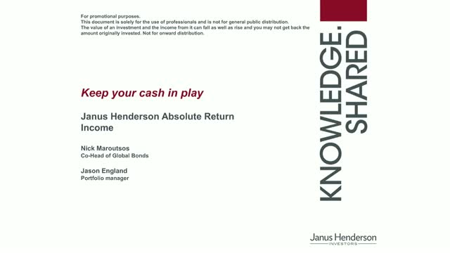 Keep your cash in play