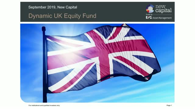 Dynamic UK Equity - Q3 review