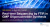 Real-time Sequencing by FTIR in GMP Oligonucleotide Synthesis