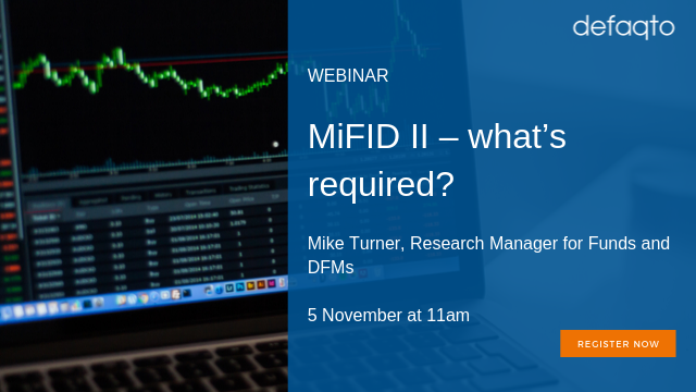 MiFID II – what's required?