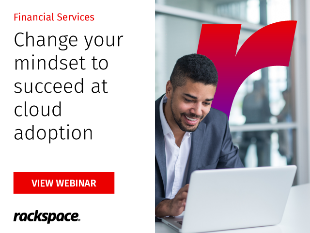 Change your mindset to succeed at cloud adoption in the financial services indus