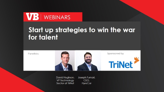 Startup strategies to win the war for talent