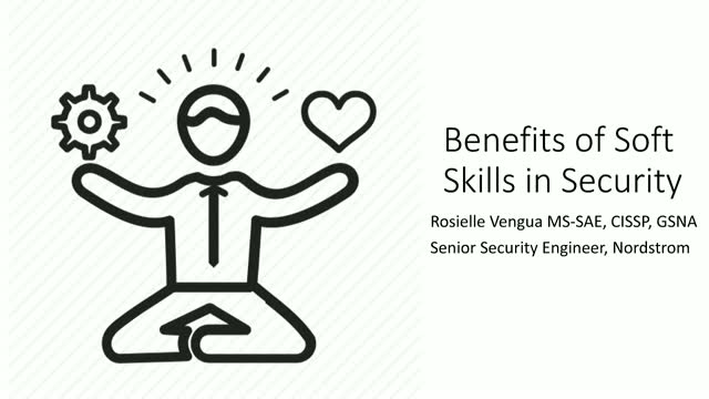 Benefits of Soft Skills in Security
