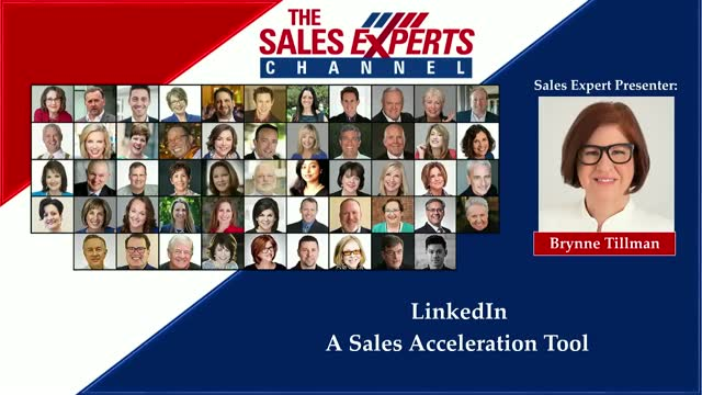 LinkedIn as a Next-Gen Sales Acceleration Tool