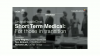 UnitedHealthOne Short Term Medical: For Those in Transition