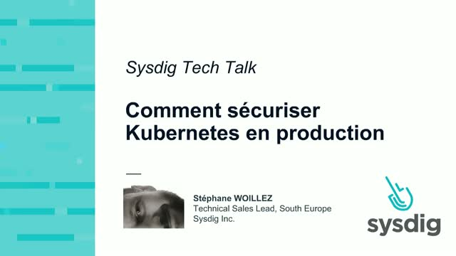 Comment sécuriser Kubernetes en Production
