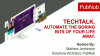 TechTalk: Automate the boring bits of your life away