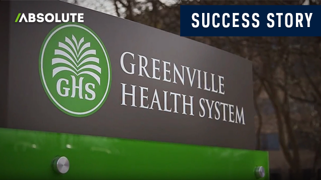 Success Story: How Greenville Health System Ensures HIPAA Compliance