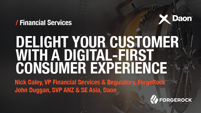 Delight Your Customer with a Digital-First Consumer Experience