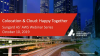 Colocation & Cloud: Happy Together