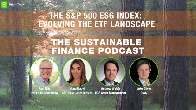 The S&P 500 ESG Index: Evolving the ETF Landscape