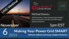 Making your Power Grid Smart