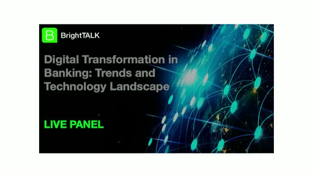 Digital Transformation in Banking: Trends and Technology Landscape
