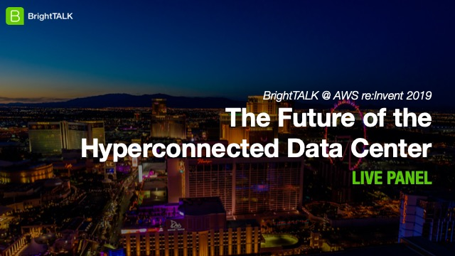 The Future of the Hyperconnected Data Center
