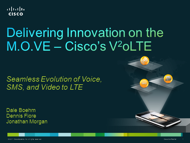 Key Deployment Strategies for Voice and Video over LTE