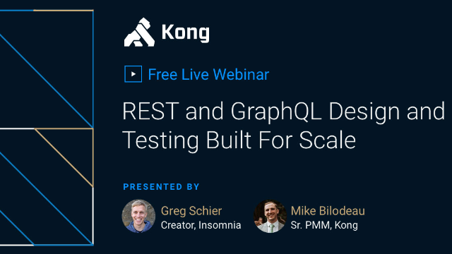 REST and GraphQL Design and Testing Built For Scale