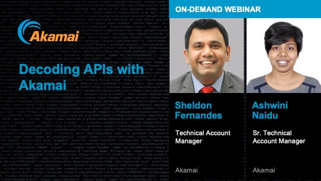 Decoding APIs with Akamai