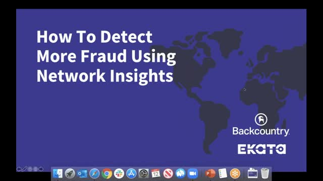 How To Detect More Fraud Using Network Insights With Backcountry