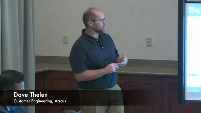Networking Field Day: Arrcus ArcOS BGP-EVPN with Workload Mobility & Analytics