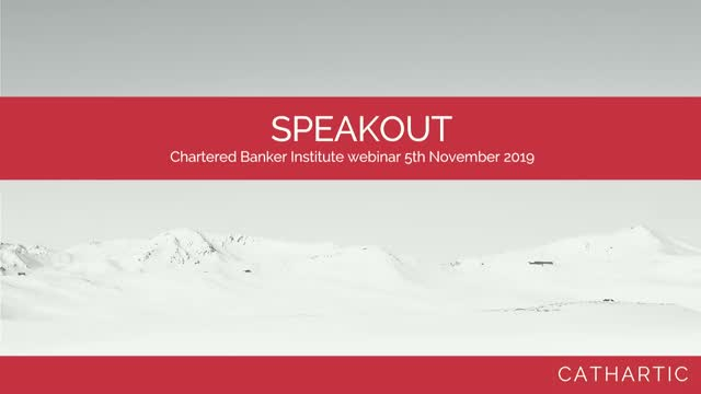 SpeakOut: Improving workplace Mental Health and Disclosure provision