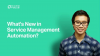 What's New in Service Management Automation?