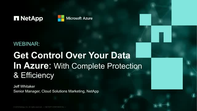 Get Control Over Your Data in Azure: Complete Protection & Efficiency