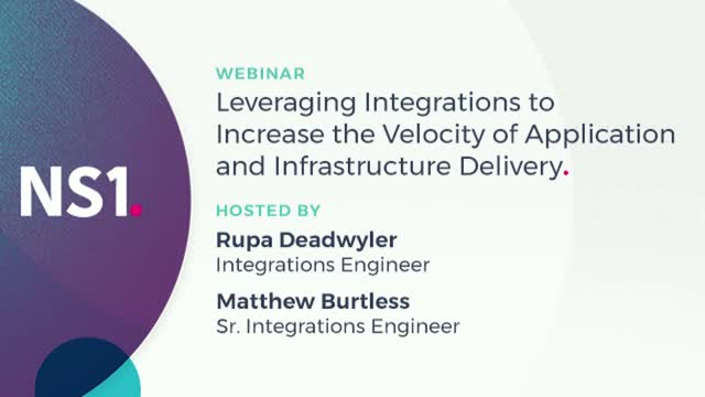 Leveraging Integrations to Increase Velocity of App & Infrastructure Delivery
