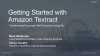 Getting Started with Amazon Textract