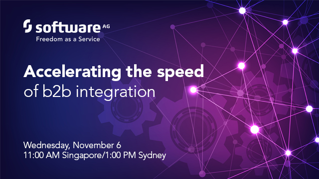Accelerating the Speed of B2B Integration