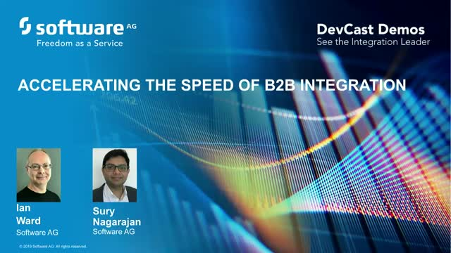 Accelerating the Speed of B2B Integration Technology