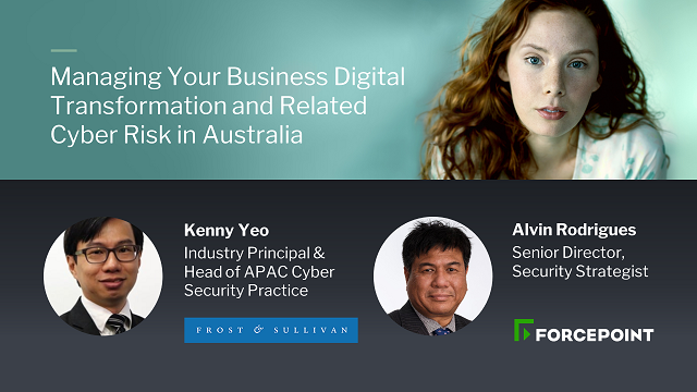 Managing Your Business Digital Transformation & Related Cyber Risk in Australia