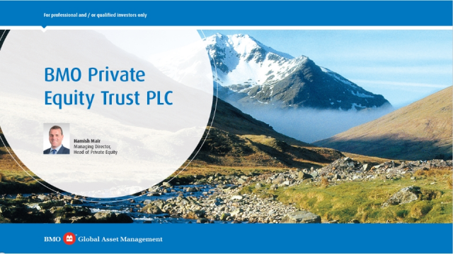 BMO Private Equity Trust Webinar with Hamish Mair