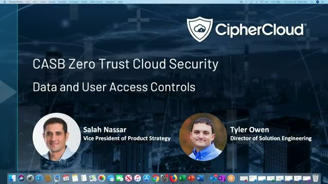 CASB Zero Trust Cloud Security for Data and User Access Controls