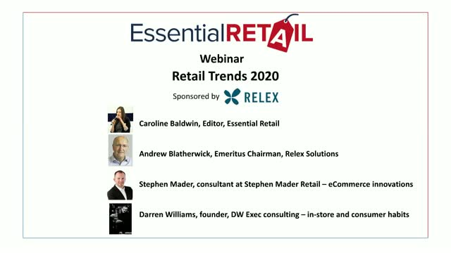 Retail Trends For 2020