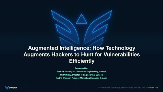How Technology Augments Hackers to Hunt for Vulnerabilities Efficiently