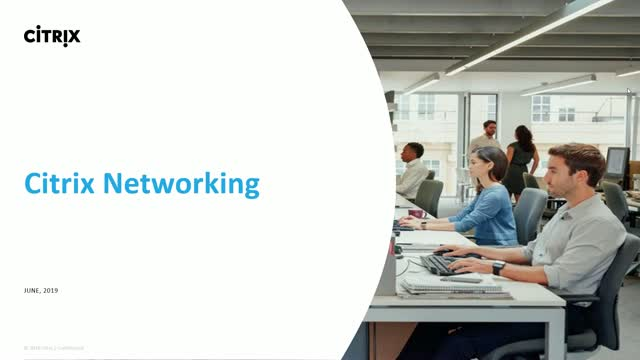 What's new in Citrix Networking - French version