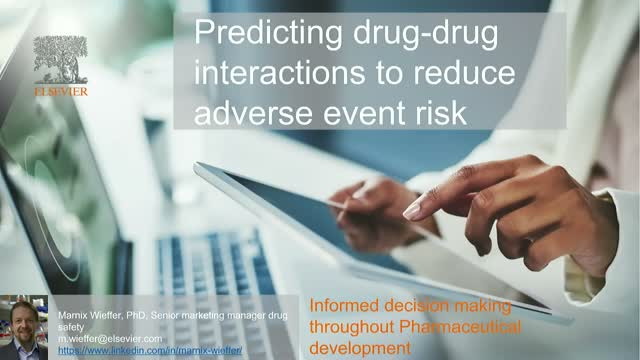 Predicting drug-drug interactions to reduce adverse event risk