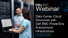 Data Center Cloud Outcomes with Dell EMC PowerOne Autonomous Infrastructure