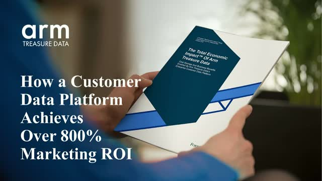How a Customer Data Platform Achieves Over 800% Marketing ROI