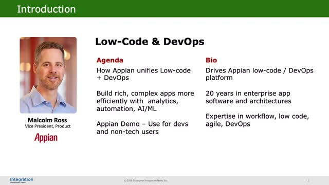 Low-Code and DevOps