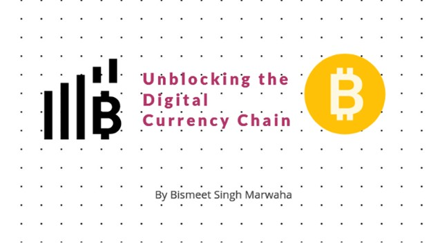 Unblocking the digital currency chain