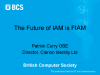 The Future of IAM is FIAM
