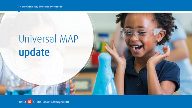 Active thinking, Active Investing - Q4 BMO Universal MAP update