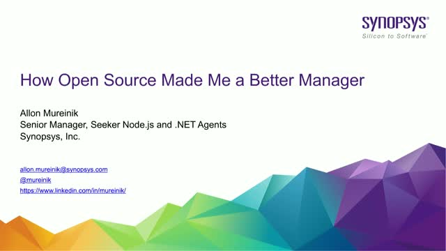How Open Source Made Me a Better Manager