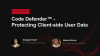 Protecting Client-Side User Data